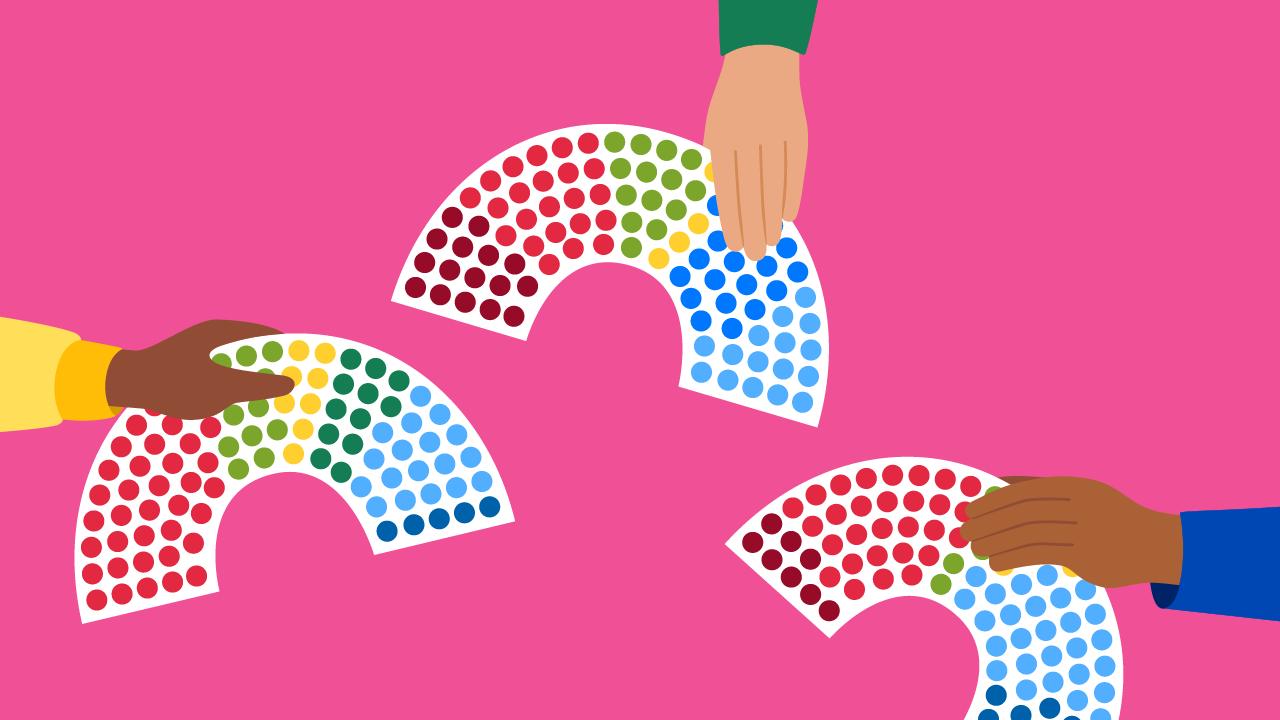 Hypotetisk Riksdag: Hur skulle Sveriges riksdag se ut om bara ... fick rösta?