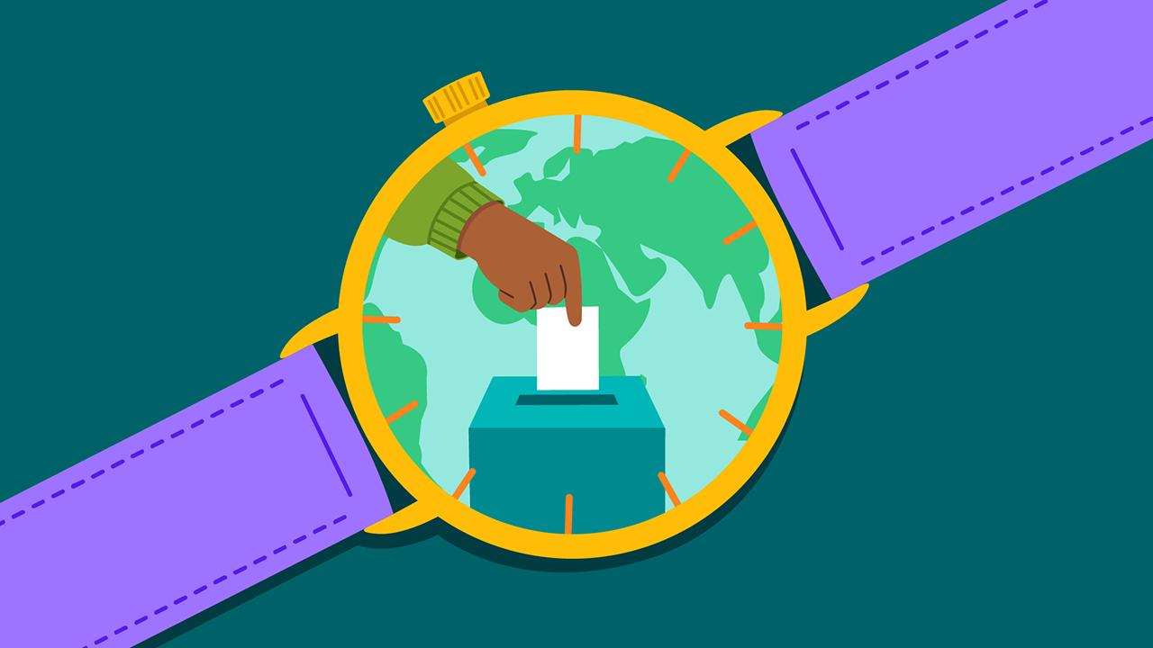 Election Tracker: Verktyget för dig som vill följa världens val